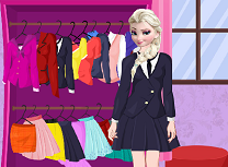 Elsa Uniforma Scolara
