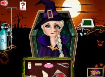 Elsa Urgenta de Halloween