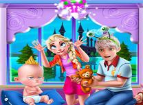 Elsa Weekend cu Familia