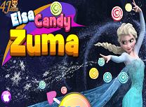 Elsa Zuma cu Dulciuri