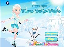 Elsa cu Patinele