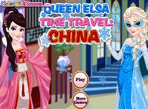 Elsa in China