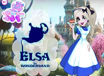 Elsa in Tara Minunilor