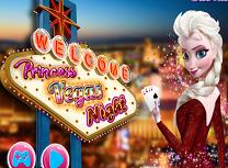 Elsa in Vegas