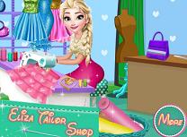 Elsa la Croitorie