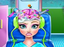 Elsa la Doctorul de Creier