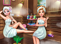 Elsa la Sauna