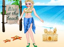 Elsa pe Plaja