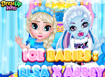 Elsa si Abbey