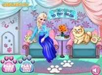 Elsa si Animalele