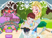 Elsa si Anna Degeraturi