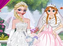 Elsa si Anna Mirese