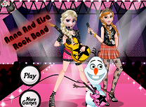 Elsa si Anna Trupa Rock