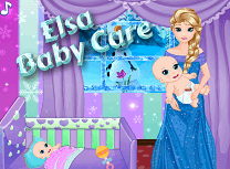 Elsa si Bebelusul Ei
