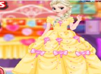 Elsa si Camera Stralucitoare