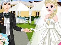 Elsa si Cererea in Casatorie