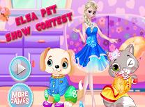 Elsa si Concursul Animalelor