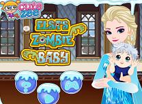 Elsa si Copilul Zombi