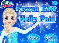 Elsa si Durerea de Stomac