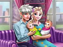 Elsa si Gemenii