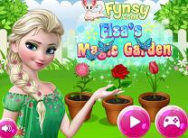 Elsa si Gradina Magica