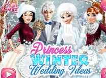 Elsa si Jack Nunta Iarna