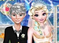 Elsa si Jack Nunta Perfecta