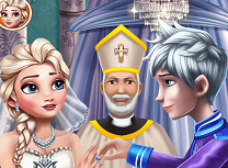 Elsa si Jack Nunta Regala