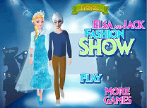 Elsa si Jack Prezentare de Moda
