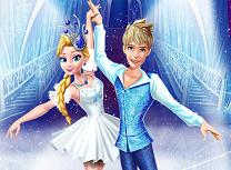 Elsa si Jack la Balet