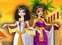 Elsa si Jasmine Cumparaturi in Egipt