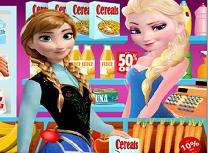 Elsa si Magazinul Alimentar