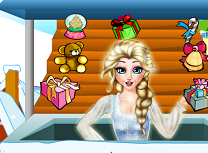Elsa si Magazinul de Cadouri