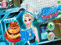 Elsa si Magazinul de Dulciuri