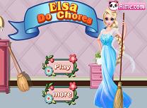 Elsa si Munca pe Langa Casa