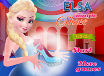 Elsa si Pantofii Magici