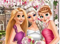 Elsa si Printesele la Nunta