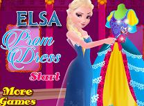 Elsa si Rochia Pentru Bal