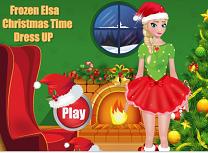 Elsa si Tinuta de Craciun