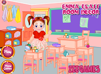 Emma Decoreaza Sala de Clasa