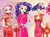 Equestria Girls Stilul Anime