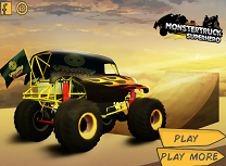 Eroul Monster Truck