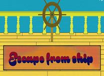 Evadare de pe Corabie