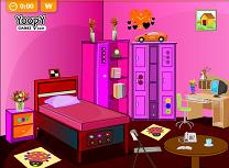 Evadare din Camera Roz