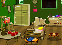 Evadare din Camera Verde