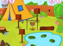Evadare din Camping