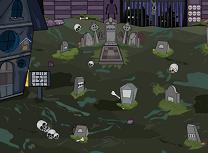 Evadare din Cimitir
