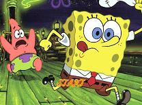 Evadarea lui Spongebob si Patrick