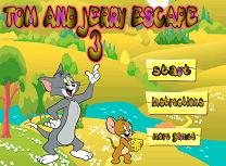 Evadarea lui Tom si Jerry 3