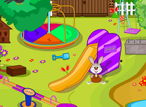 Evadeaza din Parcul de Copii